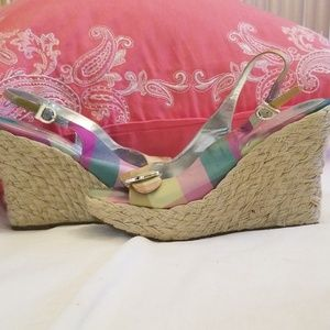 Jessica Simpson Size 8 Wedge